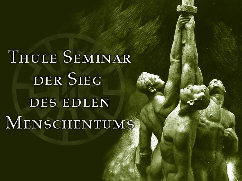 Das ›Thule-Seminar‹ stellt sich vor