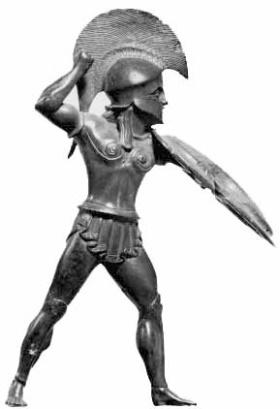 Lebensgeschichte der Spartaner